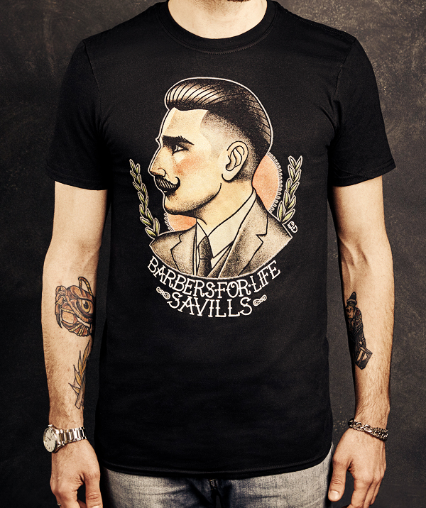 Barbers for Life Merchandise